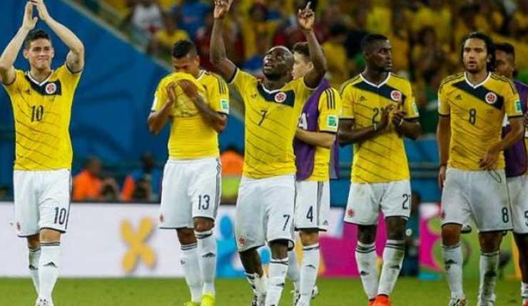 Colombia, Mundial, Fútbol,