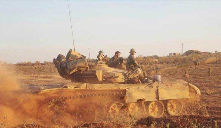 Ejército sirio recupera ciudad clave en Daraa tras 6 años