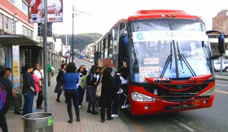 Ordenanza que mejora del servicio de transporte en Cuenca fue aprobada