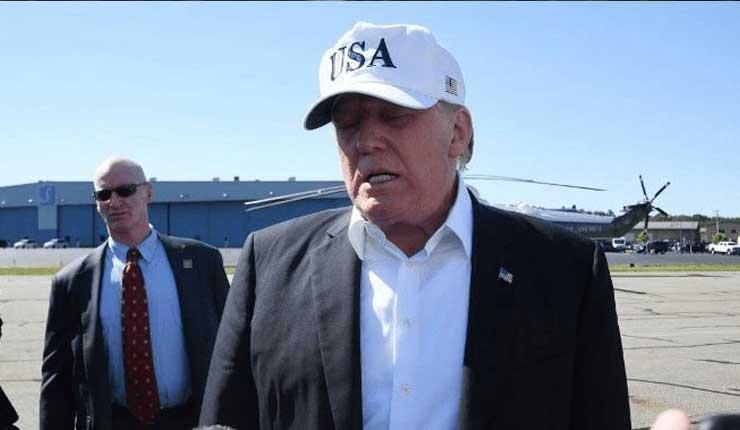 Trump critica gasto de la OTAN en vísperas de cumbre en Bruselas