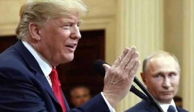 Trump no está de acuerdo con solicitud de Putin