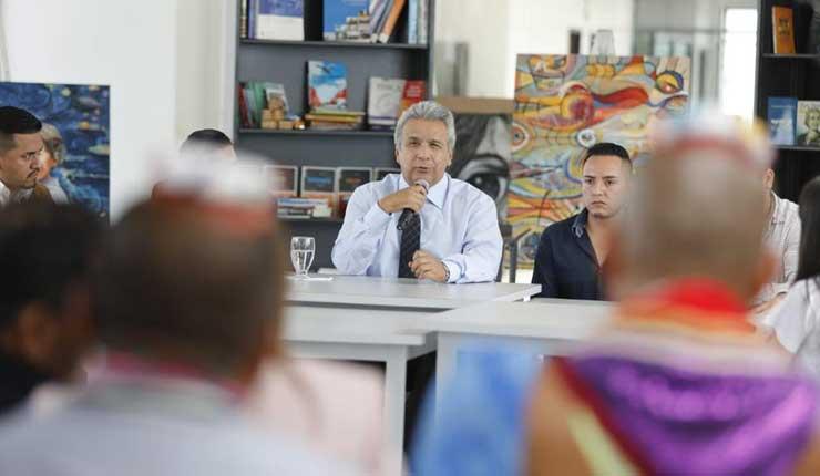Gobierno de Ecuador promete universidad en 2020 para provincia Tsáchila