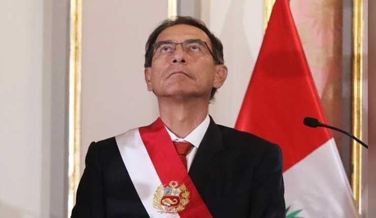 Perú anuncia reforma judicial tras escándalo por denuncia de tráfico de influencias