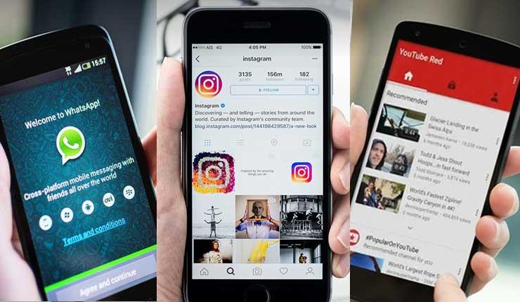 Las 3 apps preferidas de los adolescentes en Sudamérica