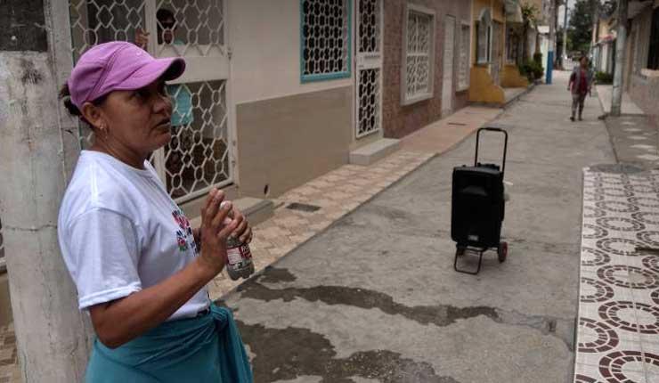 Los asaltos y las drogas están a la orden del día en Sauces, al norte de Guayaquil