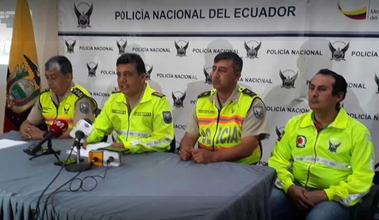 Banda Dulce Sueños que opera en Quito es investigada por la Policía