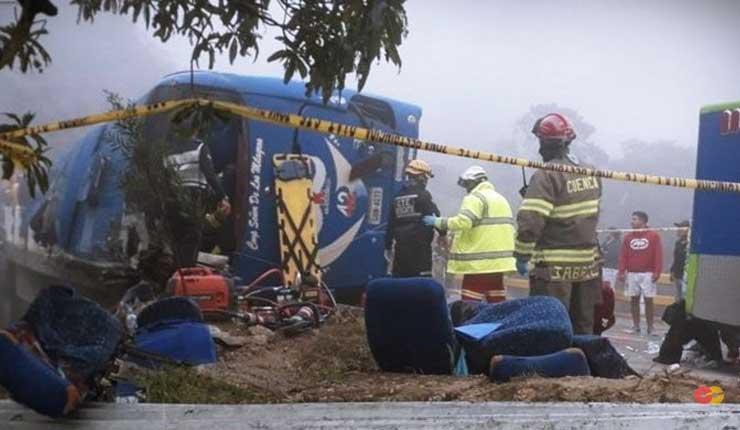 12 fallecidos hinchas de Barcelona SC
