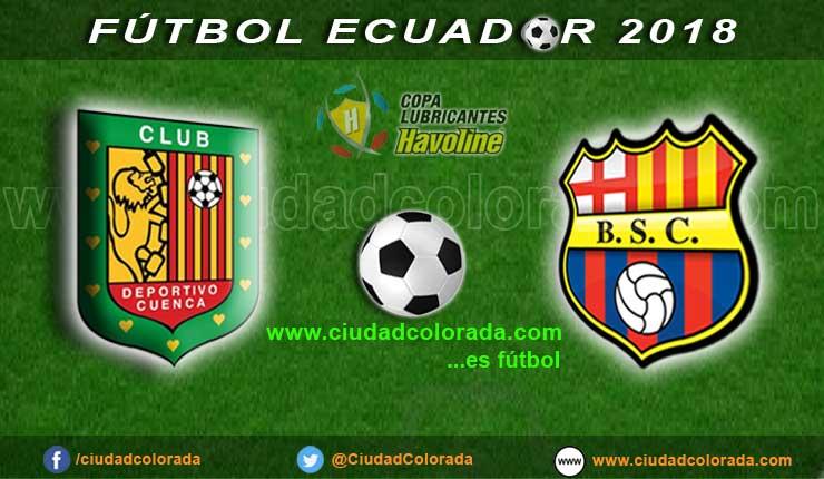 Deportivo Cuenca, Fútbol, Barcelona, Campeonato Ecuatoriano, GOL TV, EN VIVO,