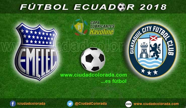 Emelec, Fútbol, Guayaquil City, Campeonato Ecuatoriano, GOL TV, EN VIVO,