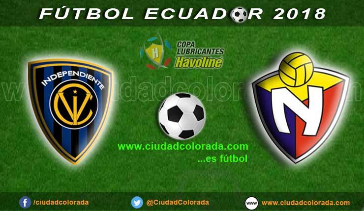 Independiente, Fútbol, El Nacional, Campeonato Ecuatoriano, GOL TV, En Vivo,