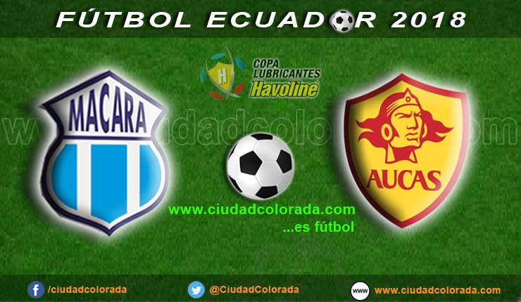 Macará, Fútbol, Aucas, Campeonato Ecuatoriano, GOL TV, En Vivo,