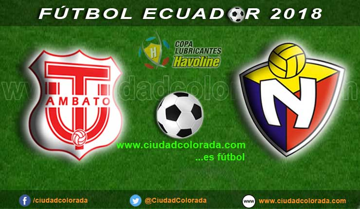 Técnico Universitario, GOL TV, Fútbol, Campeonato Ecuatoriano, El Nacional, EN VIVO,