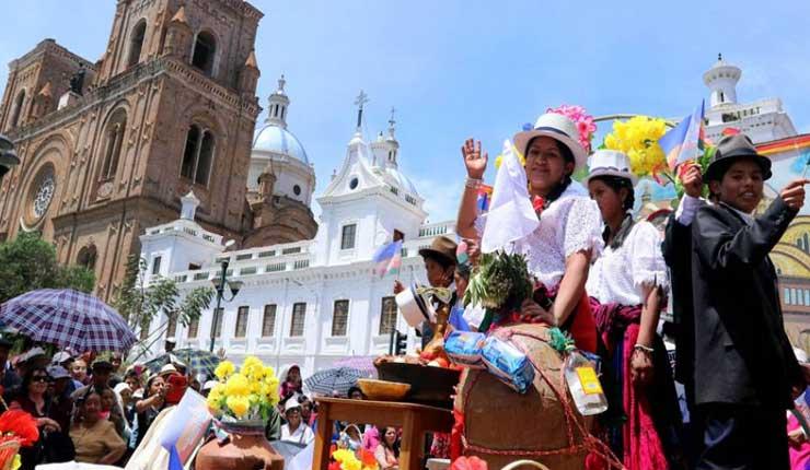 Cuenca se prepara para tres días de feriado