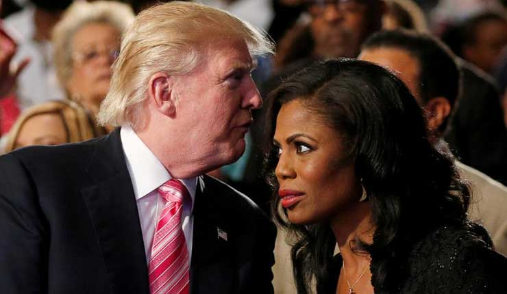 Nuevo escándalo en la Casa Blanca, Trump califica a su exasesora como perra