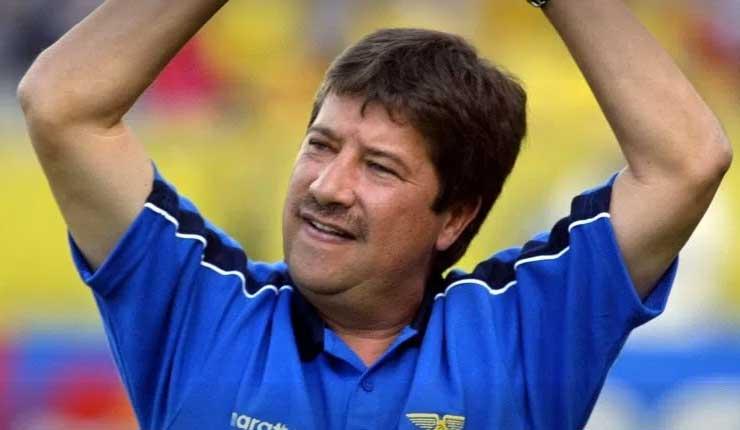 Hernán Darío Gómez nuevo DT de la selección ecuatoriana