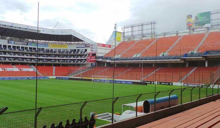 Deportivo Cuenca, Casa Blanca, Copa Sudamericana, Liga de Quito,
