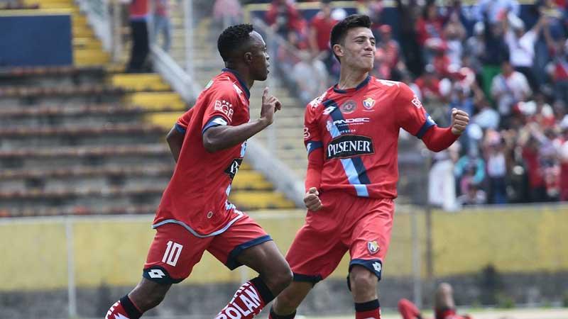 El Nacional, Fútbol, Campeonato Ecuatoriano, Liga de Quito,