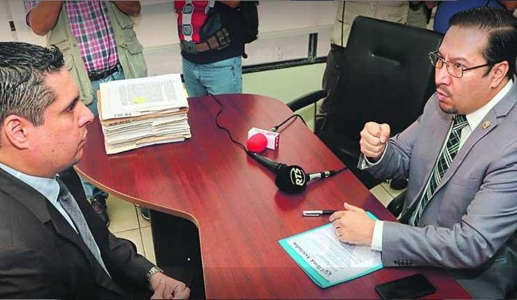 Guardias agredidos presentaron denuncia a la Fiscalía por tentativa de homicidio