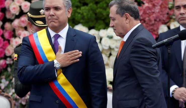 Ivan Duque, Farc, Colombia, Presidencia,