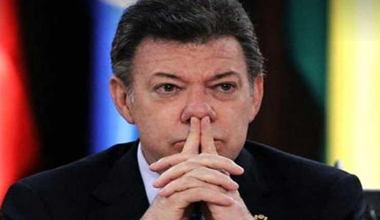 Expresidente Juan Manuel Santos salió de Colombia sin autorización del Senado