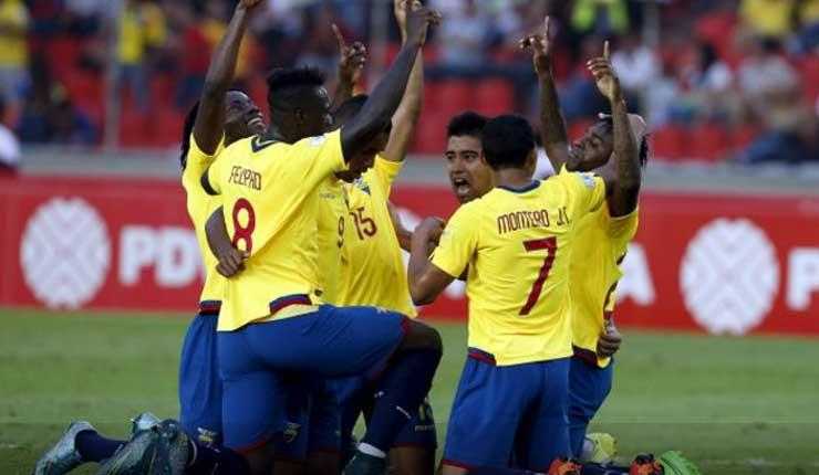 La selección de Ecuador tendrá como rivales a Jamaica y Guatemala en partidos amistosos de la FIFA