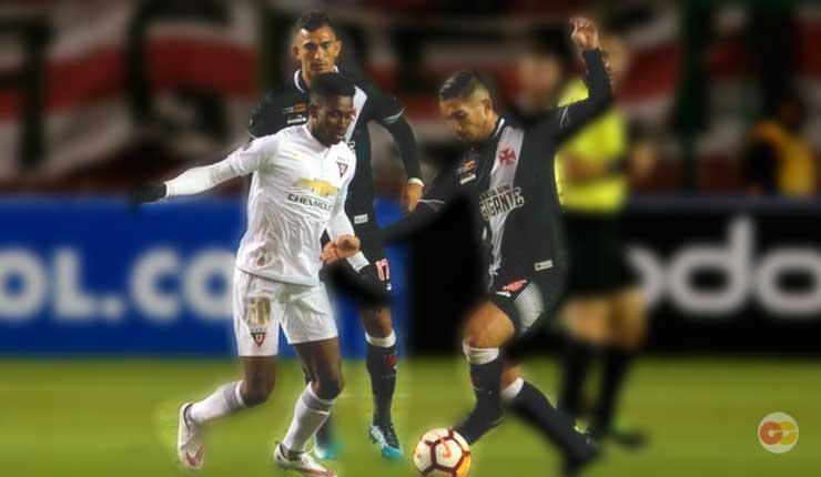Liga de Quito 0 - 1 Vasco Da Gama