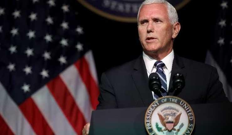 EEUU creará una Fuerza Espacial militar, anuncia el vicepresidente Pence