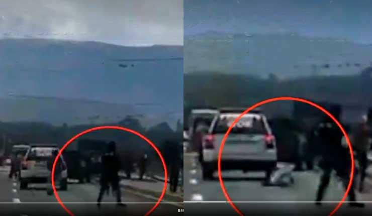 Policía mata a un ciudadano de un disparo por la espalda en Valle del Chota - Ecuador