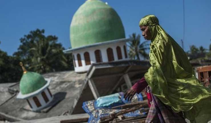 Potentes sismos sacuden Islas Indonesias y dejan 12 muertos
