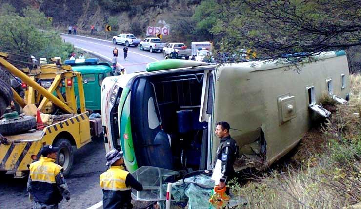 El índice de fallecidos por accidente de tránsito en Ecuador aumenta en 2018