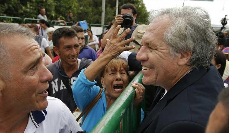 El Grupo de Lima rechaza intervención armada en Venezuela