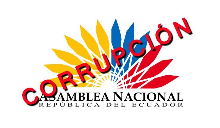 Siguen apareciendo casos de corrupción en la Asamblea Nacional