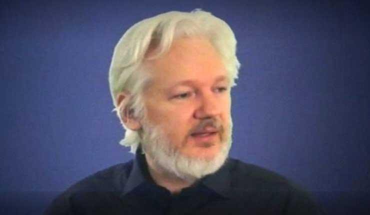 Assange antes de que le cortaran Internet: Esta generación que nace es la última libre