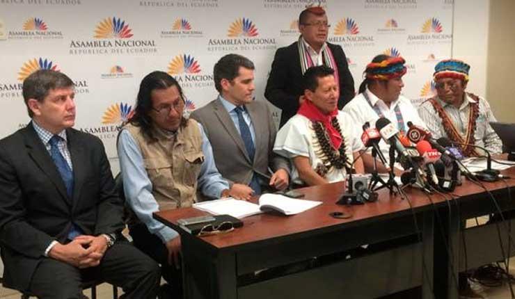 Corte internacional falla en contra de Ecuador en caso Chevron