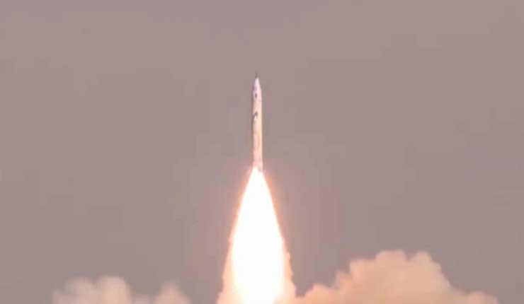 Empresa privada china pone tres satélites en órbita