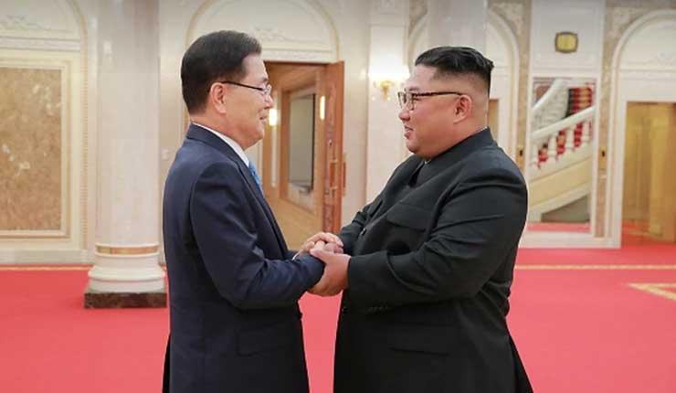 Corea del Sur y Corea del Norte celebrarán una cumbre en Pyongyang en septiembre