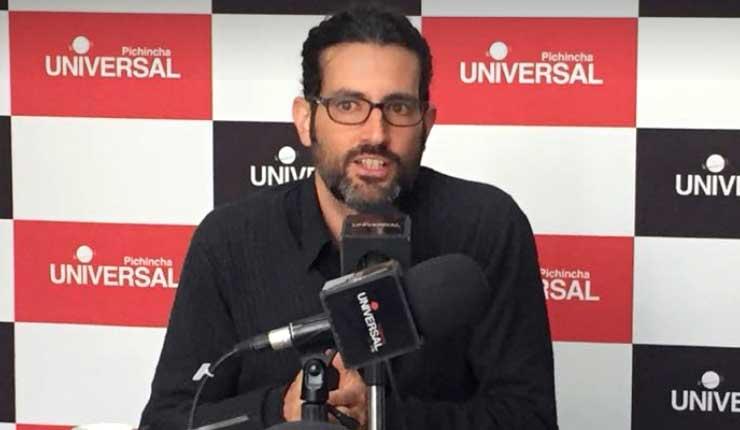 Fernando Casado habla de su expulsión del (IAEN)