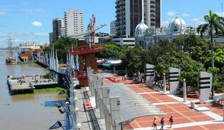 Guayaquil es galardonada en la entrega de los premios World Travel Awards 2018