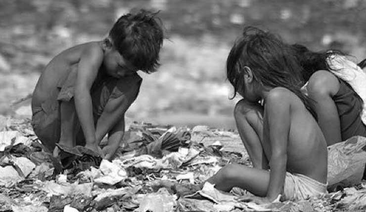 El hambre aumenta por tercer año y alcanza a 821 millones de personas