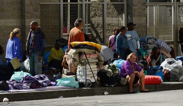 EEUU: Corte prohíbe penalizar a quienes duerman en la calle
