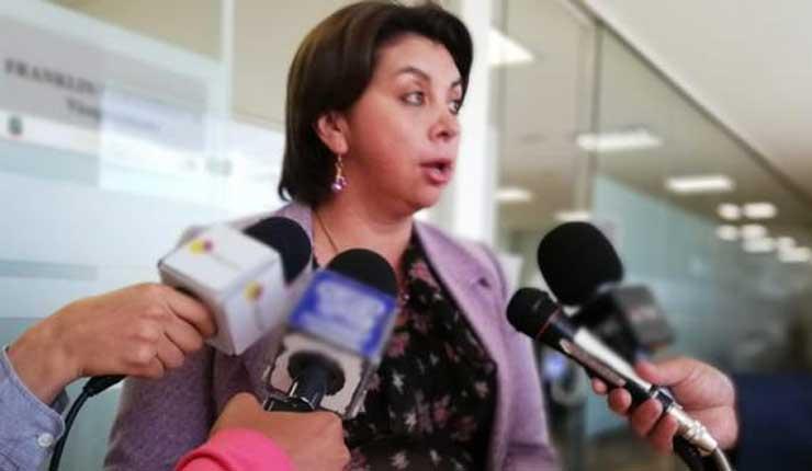 Viceministra de Rehabilitación Social, Liliana Guzmán pide informe sobre visita de Sofía Espín a cárcel de Quito