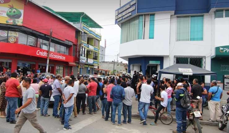 Presunto rapto en La Concordia, genera conmoción en los habitantes