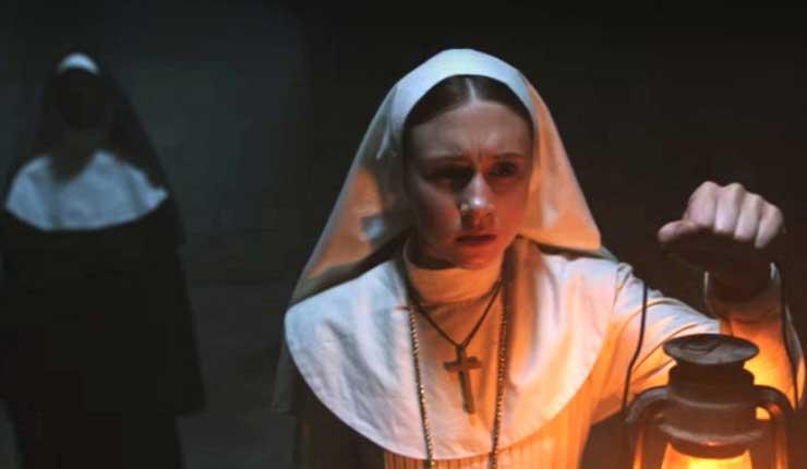 La Monja se suma a la lista de películas más taquilleras en cines de los EEUU