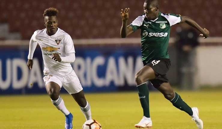 Liga de Quito, Fútbol, Copa Sudamericana,