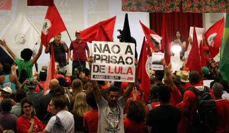El PT de Brasil, recurrirá a la ONU y apelará al Tribunal Supremo, para que Lula pueda ser candidato a la presidencia