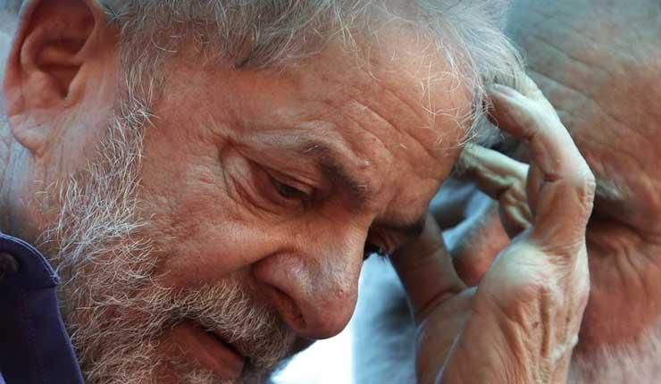 Lula queda fuera como candidato presidencial del PT