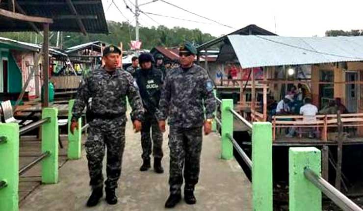 Ecuador refuerza la seguridad en frontera norte