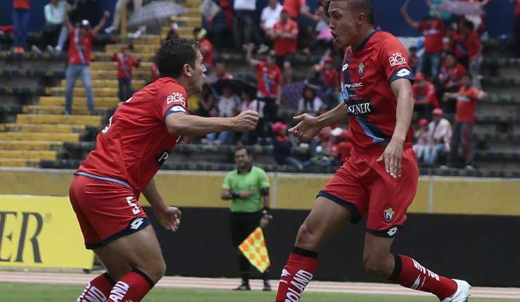 El Nacional, Victoria, Universidad Católica, Fútbol, Campeonato Ecuatoriano,