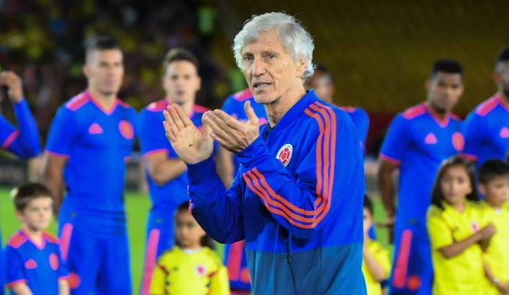 Pérkerman deja de ser técnico de la selección colombiana