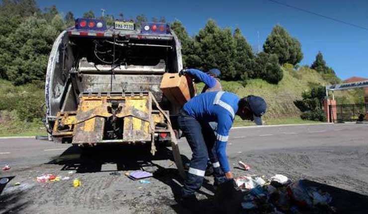 Según la FAO, Quito desecha 100 toneladas de alimento al día